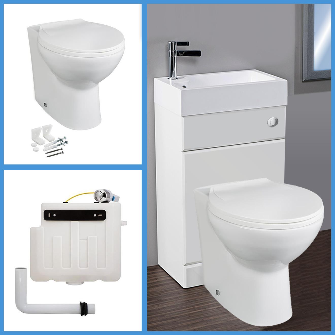 back to wall btw wc basin vanity unit toilet concealed. Black Bedroom Furniture Sets. Home Design Ideas