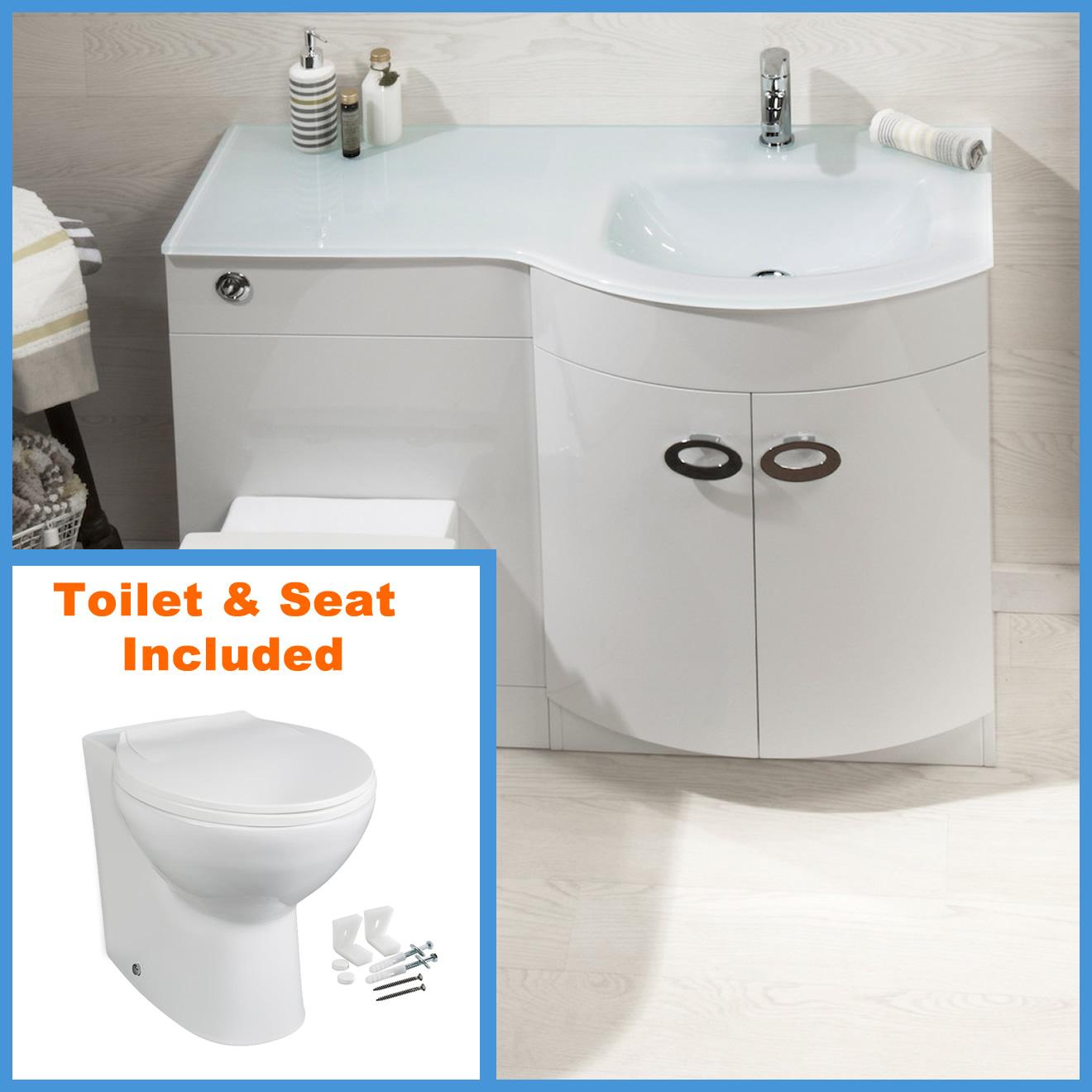 d shape bathroom vanity unit basin sink bathroom wc unit. Black Bedroom Furniture Sets. Home Design Ideas